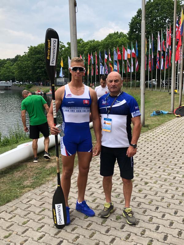 Powerking Csaba Zalka vo finále