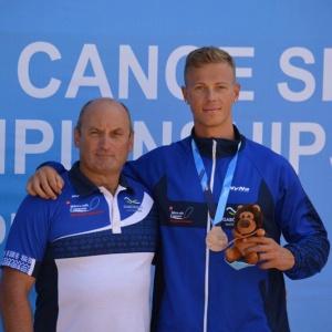 Majstrovstvá sveta juniorov Bulharsko POWERKING Csaba Zalka