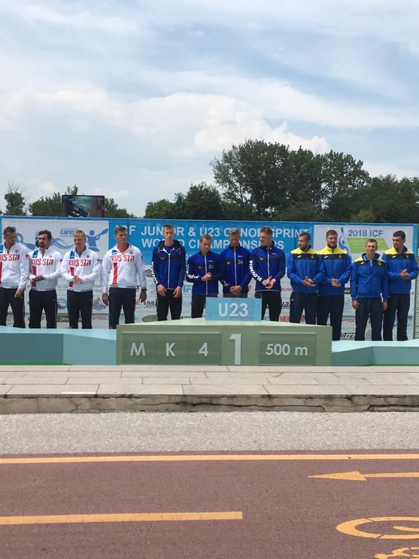 Majstrovstvá sveta kanoe juniorov Bulharsko POWERKING 1 Csaba Zalka